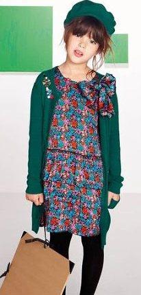 На фото Платья для девочек.  Модная детская одежда для девочек: Sonia...