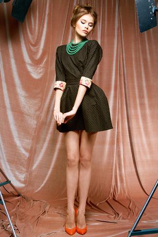 Ульяна Сергеенко: весна-лето 2012 - новости интернет магазина одежды Artaban.ru